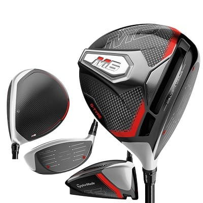 TaylorMade Golf M6 D-Type Driver (460cc)