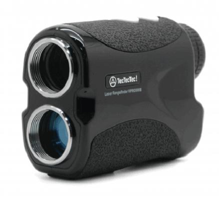 TecTecTec Laser Golf Rangefinder VPRO500S Slope with Battery