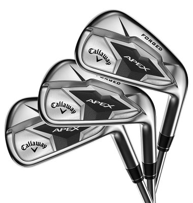 Callaway Golf 2019 Apex Irons Set