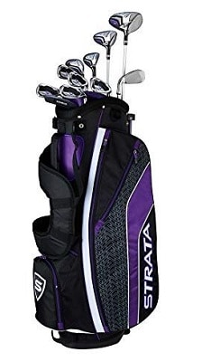 STRATA Women's Golf Packaged Sets