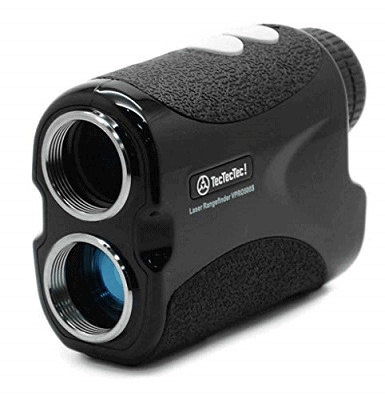 TecTecTec VPRO500 Golf Rangefinder - Laser Range Finder with Pinsensor - Laser Binoculars - with Battery jpg