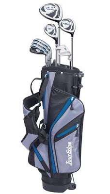 Tour Edge HL-J Junior Complete Golf Set w or Bag Multiple Sizes