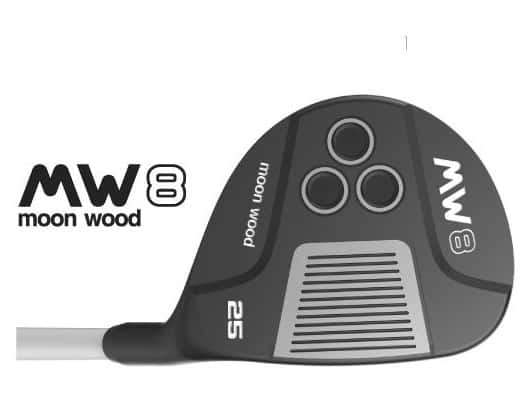 MW8 Moon Wood – Premium Golf Fairway Wood for Men and Women