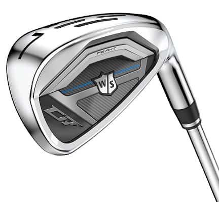 Wilson Staff Golf Men's D7 Irons