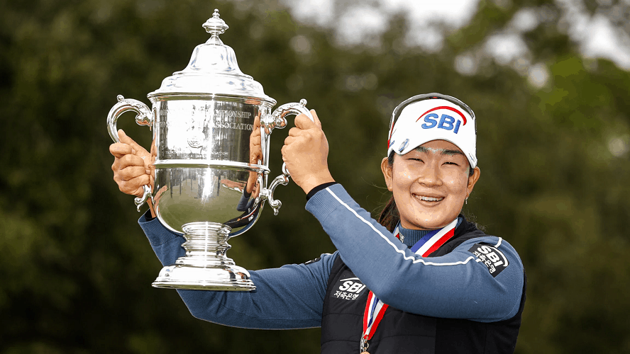 U.S. Women's Open Notable Winners