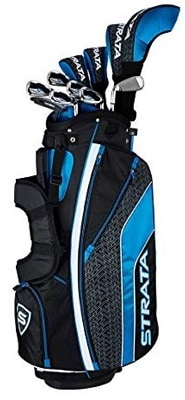 Callaway Golf Men's Strata Complete Set Hand Steel