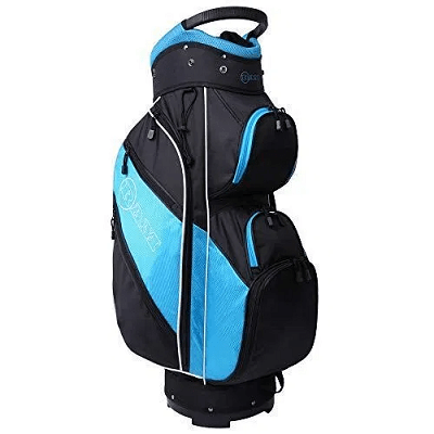 Ram Golf Lightweight Ladies Cart Bag with 14 Way Dividers