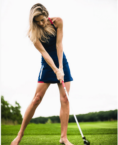 Anna Rawson hottest golf player