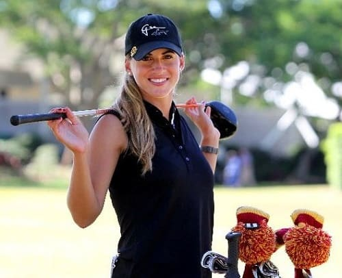 Belen Mozo hottest golf player