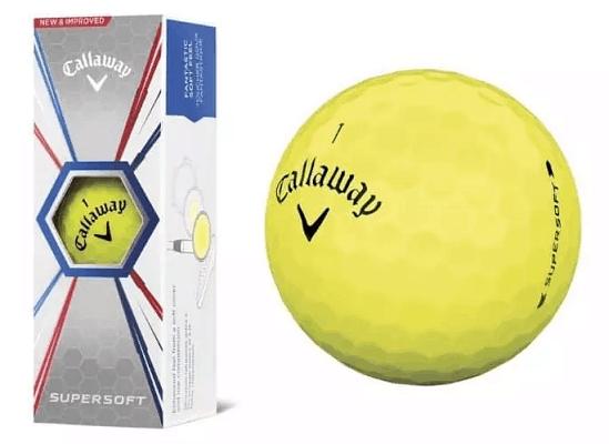 Callaway Golf Supersoft Golf Balls