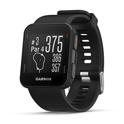 Garmin 010-02028-00 Approach S10, Lightweight GPS Golf Watch