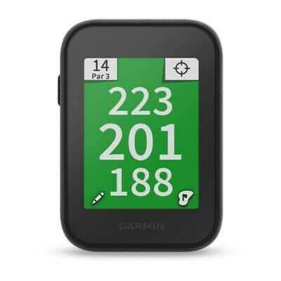 Garmin Approach G30, Handheld Golf GPS with 2.3-inch Touchscreen Display