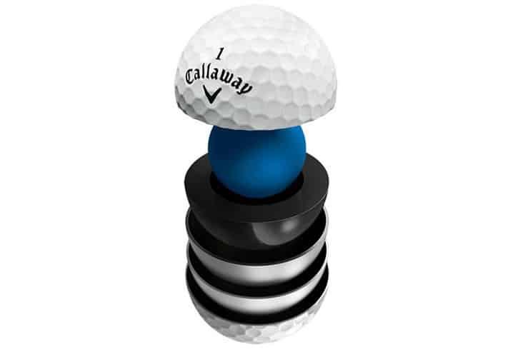 Golf Ball Multilayer