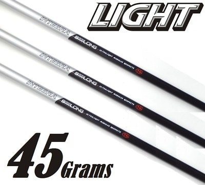 Integra New SoooLong Ultralite 45 g Graphite Shaft R-S-A-L Flex