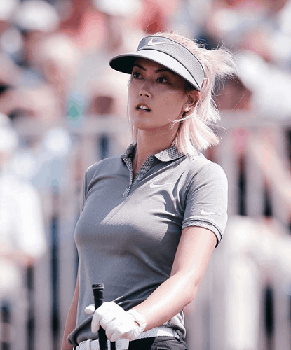 Michelle Wie hot golf chick