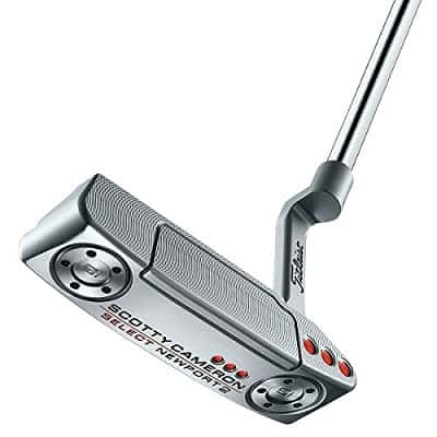Titleist Scotty Cameron 2018 Select Newport 2 Putter Steel Right Handed
