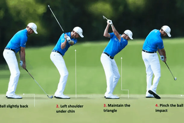 Work on Your Golf Swing