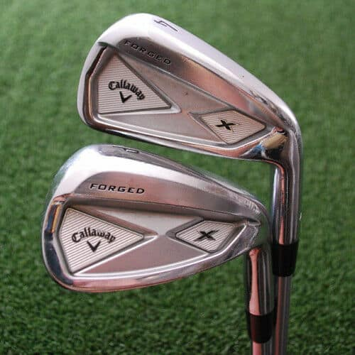 Callaway X-Forged 18 (5-PW)