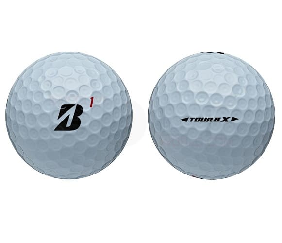 Golf Ball Bridgestone Tour B X