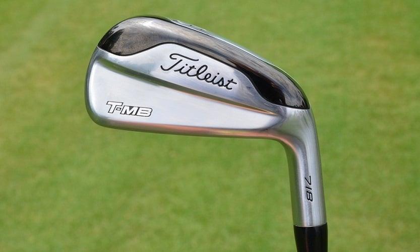 Iron Titleist 718 TMB