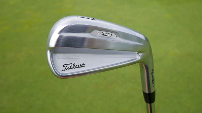 Irons Titleist T100