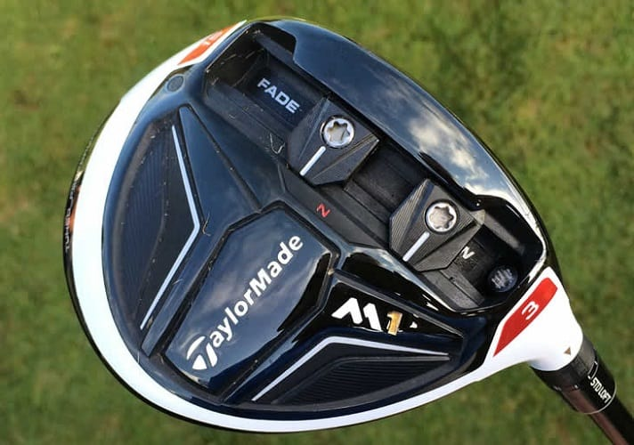 TaylorMade M1 15˚