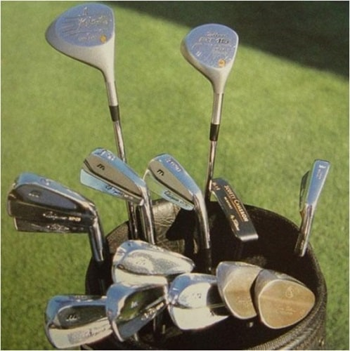 Tiger Woods WITB