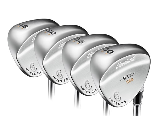 Cleveland 588 RTX 2.0 (48, 52, 58, and 62) True Temper Dynamic Gold S400 TourIssue Shaft)