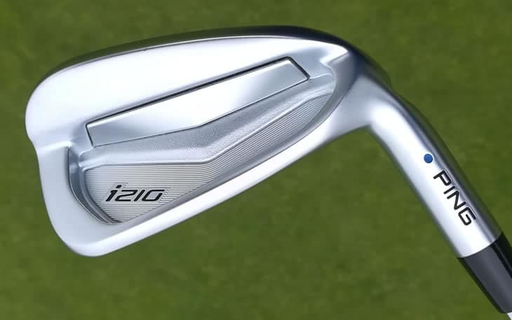 Irons Ping i210