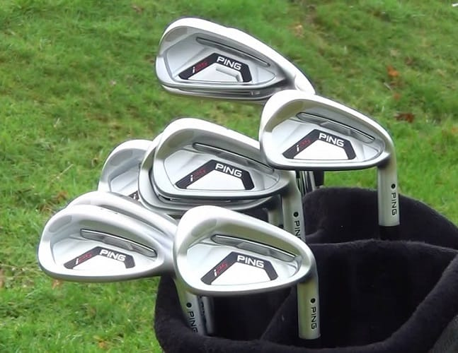 Irons Ping i25 (4-PW)